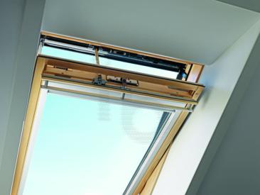 Velux dakvenster aluminium zonwerend integra 78x140 cm ggl - Velux en aluminium ...